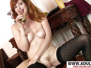 Cutie Step Housewife Amber Dawn  Gives Handjob Sweet Tender Step-son - amber dawn